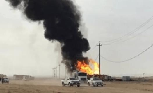 7 Roket Misterius Serang Beberapa Desa di Irak