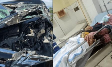 Mobil Rais Aam PBNU Kecelakaan Parah di Tol Salatiga