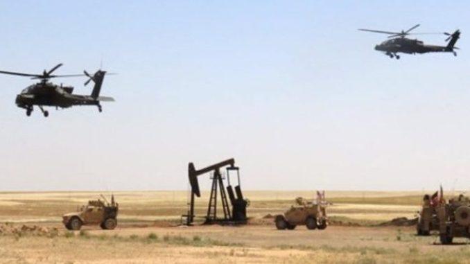 """Serangan Rudal Hantam Pangkalan """"SDF"""" Dekat Ladang Minyak Omar"""