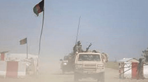 Satu Lagi Kota Strategis Afghanistan Jatuh ke Tangan Taliban