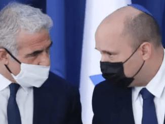 Lapid: Tak Ada Negara Palestina dalam Agenda Pemerintahan Bennett