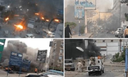 Aden Membara! Pengunjuk Rasa Serbu Istana Al-Ma'asheq