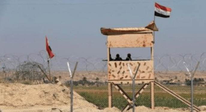 Pesawat Tak Dikenal Serang Perbatasan Suriah-Irak