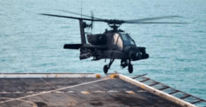 Helikopter Militer AS Kecelakaan di Lepas Pantai San Diego, Nasib Kru Tak Jelas