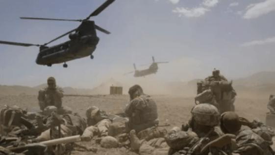 Terjadi Pergerakan Mencurigakan AS di Perbatasan Irak-Suriah