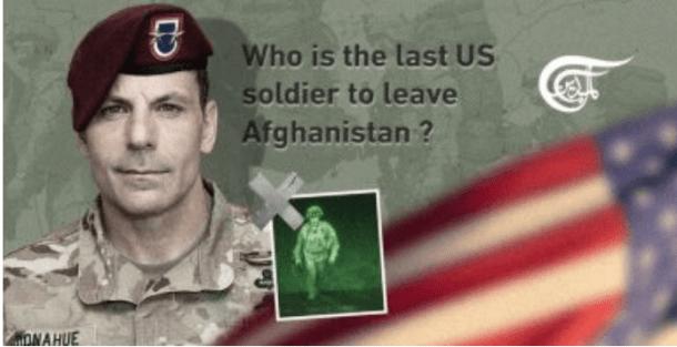 Pentagon Rilis Identitas Tentara Terakhir yang Tinggalkan Afghanistan