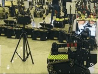 IRGC Akan Gunakan Tentara Robot dalam Perang Darat