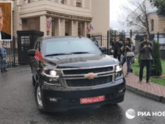 Rusia Tuntut Penjelasan AS soal Campur Tangan Pemilu