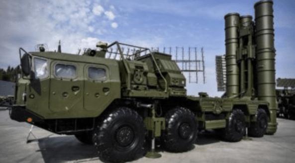 Rusia Mulai Kerahkan Sistem Pertahanan Udara S-500