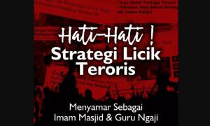 Islah Bahlawi: Strategi Licik Teroris dan Manipulator Agama