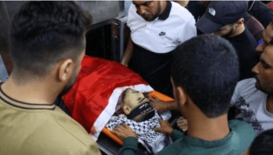 VIDEO: Israel Tembak Mati Pemuda Palestina di Jenin