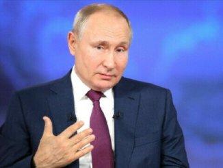 Putin: AS dan NATO Harus Tanggung Biaya Rekonstruksi Afghanistan