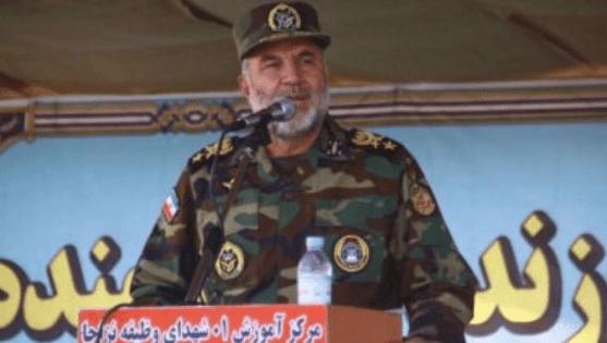 Brigjen Heidari: Iran di Puncak Kekuatan dan Kesiapan Tempur