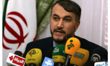 Abdollahian Sambut Pembicaraan Saudi-Iran Tentang Yaman