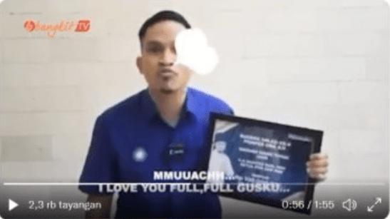 Video Viral! Anak Amien Rais Ancam Gus Miftah