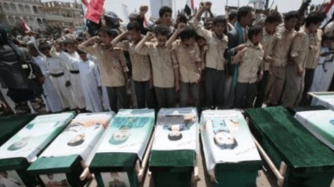 UNICEF: Perang di Yaman Sebabkan 10.000 Anak Tewas atau Luka