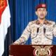 Jenderal Sare'e Akan Umumkan Operasi Militer Besar di Marib