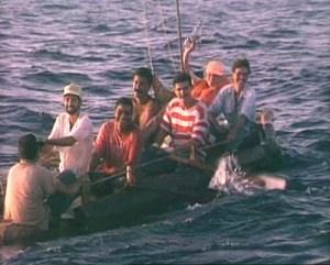 El número de emigrantes cubanos con destino a Miami ha disminuido en los últimos tiempos.