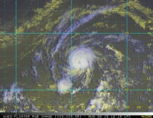 huracan ahora danny