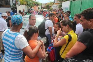 salida anuncian migrantes cubanos