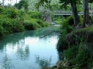 el rio de una ciudad condal