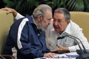 Fidel y Raúl, 57 años en el poder