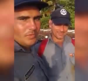 policias balseros