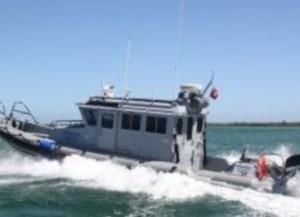 arrestan a cubanos por contrabando