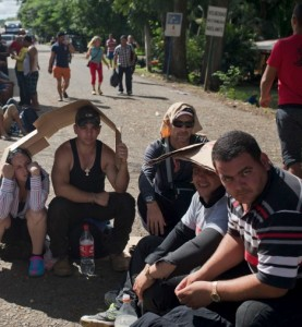 capturan migrantes cubanos