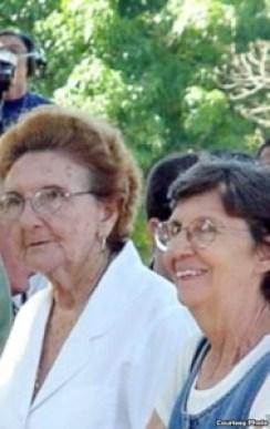 MUERE HERMANA DE FIDEL Y RAÚ