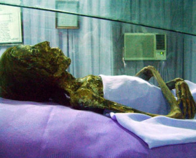 la momia cubana