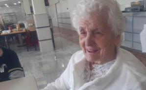 Mujer española de 107 años vence la Covid-19