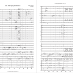 Orchestral Score Layout