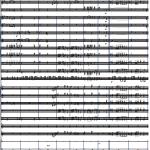 Orchestral Music Score Transcription