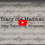 Concert Band and Wind Ensemble Arrangements
