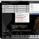 Getting Started with Garritan Personal Orchestra