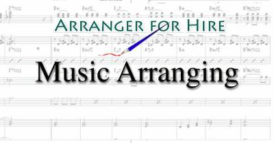 Music Arranging Services