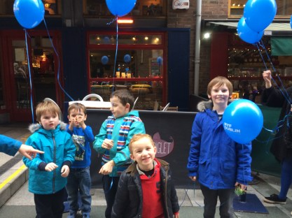 Kids + Balkoons, 2 Friday 30 Dec 16 with Arran Henderson & Dublin Decoded tours