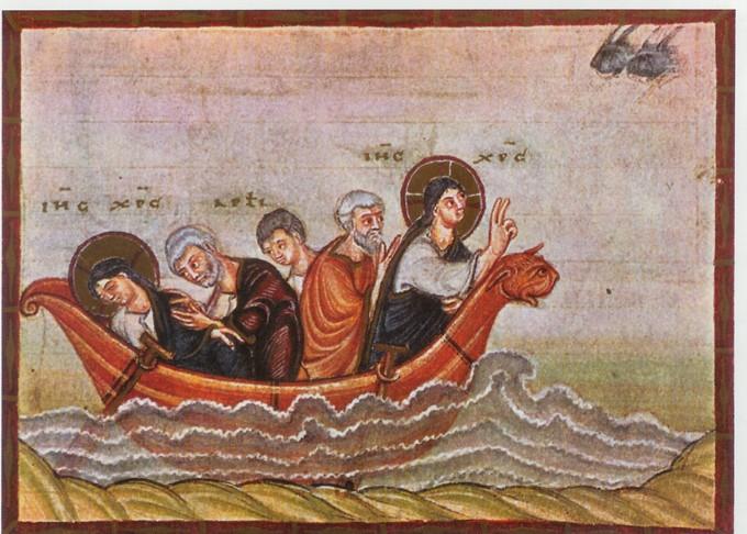 """Résultat de recherche d'images pour """"Jésus barque tempête"""""""