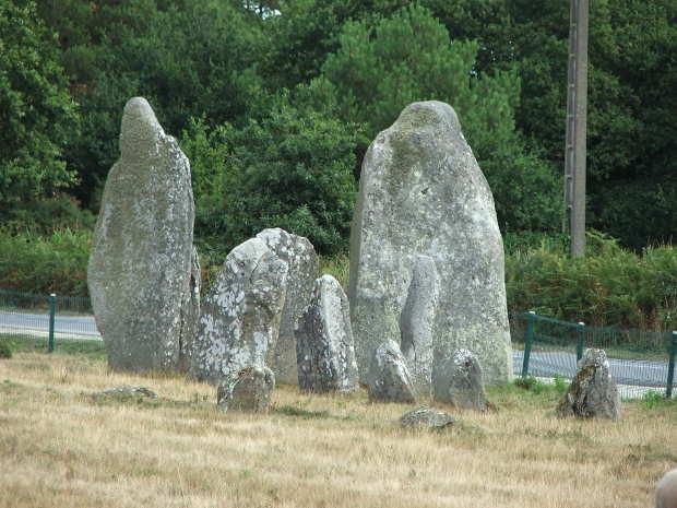 Grupo de menhires, Carnac