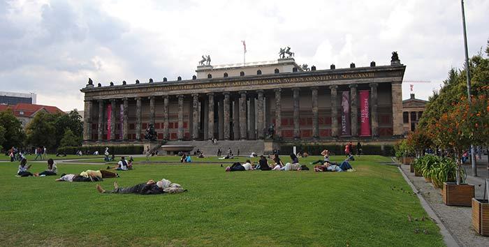Edificio del Altes-Museum