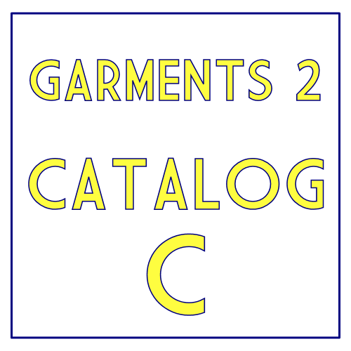 Garments 2 Catalog C