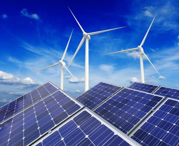 Array Solders - Markets Served - Renewable Energy  Industry
