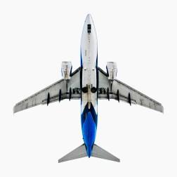 Southwest Airlines (Shamu) Boeing 737-700