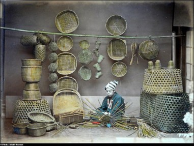 Old Colour Photos of Japan in 1886 by Adolfo Farsari (11)