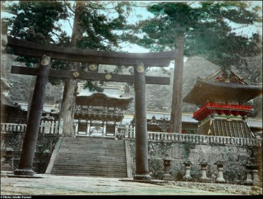 Old Colour Photos of Japan in 1886 by Adolfo Farsari (8)