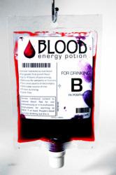 Blood-Energy-Drink