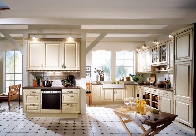 ... Shabby : Idee per arredare la cucina di campagna con il country chic