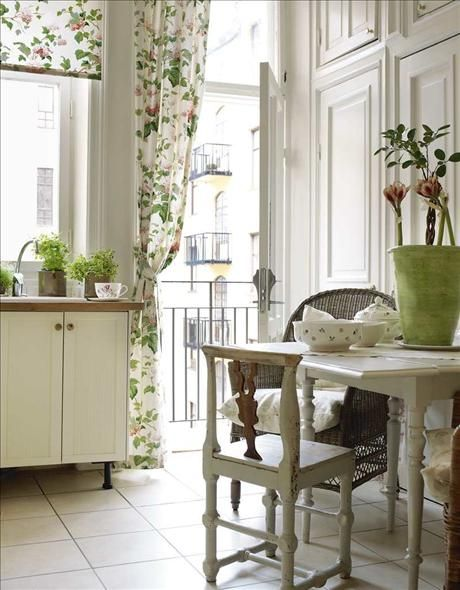 Cucine stile shabby country