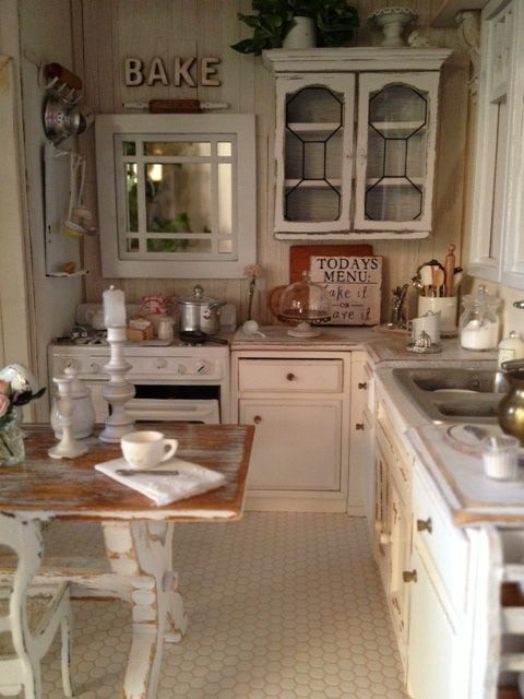 Cucine Shabby Country. Trasforma La Cucina In Stile Country I ...